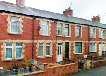Thumbnail 3 bed terraced house for sale in St. Brides Road, Aberkenfig, Bridgend