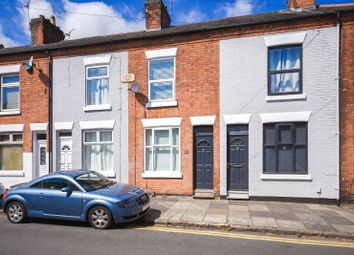 Thumbnail 2 bed terraced house to rent in Vernon Road, Aylestone, Leicester