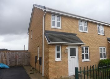 Thumbnail 3 bed semi-detached house to rent in Elwick Gardens, Stockton-On-Tees