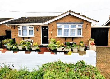 Thumbnail 2 bed detached bungalow for sale in Zelham Drive, Canvey Island, Essex