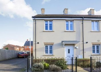 Thumbnail 2 bedroom end terrace house for sale in Grange Drive, Stotfold, Hitchin, Bedfordshire