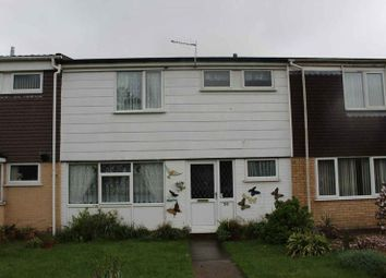 Thumbnail 3 bed terraced house for sale in Crab Lane, Gorleston, Great Yarmouth