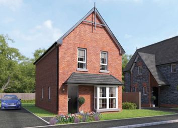 Thumbnail 3 bed detached house for sale in Millmount Village Park, Dundonald, Belfast