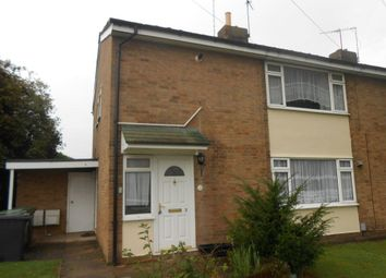 Thumbnail 1 bedroom flat to rent in Swain Court, Woodston, Peterborough