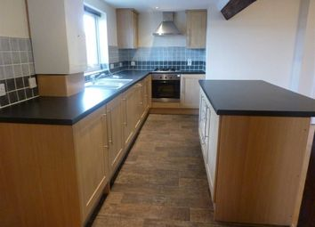 Thumbnail 2 bedroom flat to rent in Print Works, Leek, Staffordshire