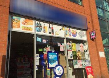 Thumbnail Retail premises for sale in Manchester M4, UK