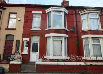 Thumbnail 3 bed terraced house for sale in Spenser Street, Bootle