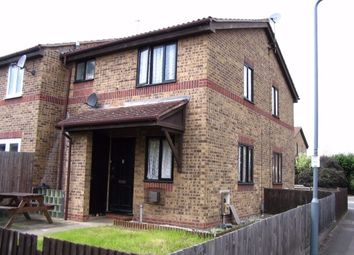 Thumbnail 1 bed end terrace house to rent in Gibson Road, Dagenham