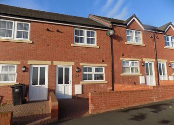 Thumbnail 2 bedroom terraced house for sale in Nicholas Terrace, Carlisle