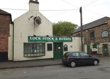 Thumbnail Leisure/hospitality for sale in Lock Stock And Barrel, Cross Street, Crowle, Scunthorpe, Lincolnshire