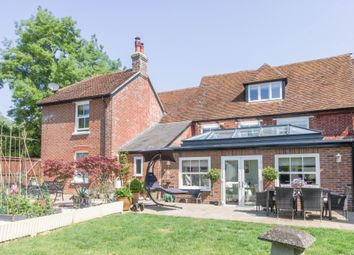 Thumbnail 5 bed detached house for sale in West Dean, Salisbury, Wiltshire