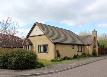 Thumbnail 3 bed detached bungalow for sale in Curlew Crescent, Royston