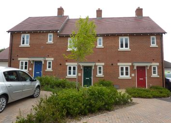 Thumbnail 2 bed terraced house to rent in Mile Close, Andover