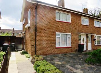 Thumbnail 2 bed end terrace house for sale in Lady Margaret Walk, Ifield, Crawley