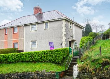 Thumbnail 3 bedroom semi-detached house for sale in Waun Wen Road, Mayhill