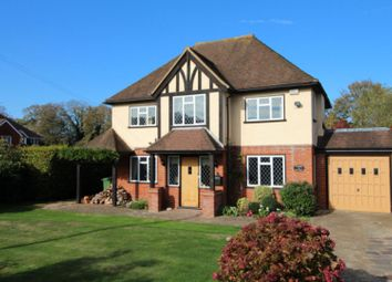 Thumbnail 4 bed detached house for sale in Ewell Downs Road, Epsom