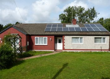 Thumbnail 4 bed detached bungalow for sale in Quarry Park, Ludchurch, Narberth