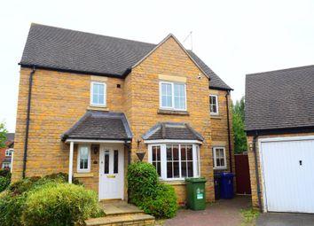 Thumbnail 4 bed property to rent in Rickyard Walk, Grange Park, Northampton
