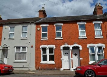 Thumbnail 2 bedroom terraced house to rent in Stanley Road, St James, Northampton