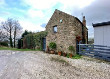 Thumbnail 3 bed barn conversion for sale in Wheatcroft Lane, Wheatcroft, Matlock
