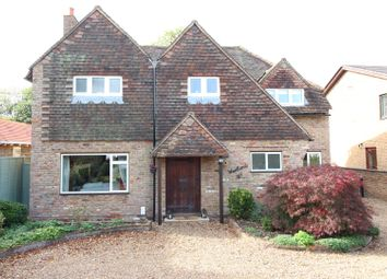 Thumbnail 4 bed detached house for sale in 16A Harriotts Lane, Ashtead