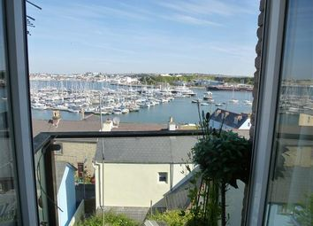 Thumbnail 1 bedroom flat for sale in St Johns Road, Turnchapel, Plymouth