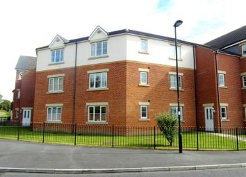 Thumbnail 2 bedroom flat for sale in Haydon Drive, Willington Quay, Wallsend