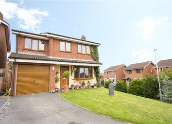 Thumbnail 4 bed detached house for sale in Addison Close, Galley Common, Nuneaton, Warwickshire