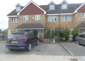 Thumbnail 3 bed terraced house for sale in Enstone Road, Enfield