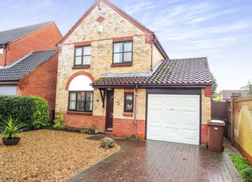 3 bed detached house for sale in Meadowvale, New Costessey, Norwich NR5