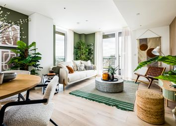 Thumbnail 2 bedroom flat for sale in 198 York Road, London