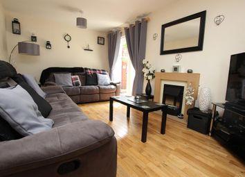 Thumbnail 3 bed mews house for sale in Burton Close, Darwen