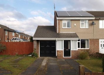 Thumbnail 3 bed end terrace house for sale in Huntingdon Drive, Cramlington