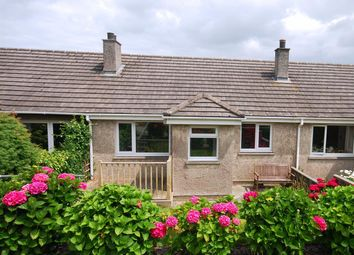 Thumbnail 2 bedroom terraced bungalow for sale in Churchfield Close, Ludgvan, Penzance
