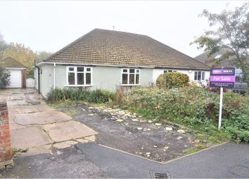 Thumbnail 3 bed semi-detached bungalow for sale in Skinners Lane, Waltham
