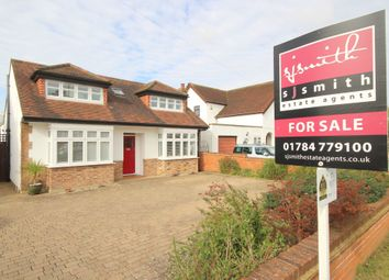5 bed detached house for sale in Staines Road, Laleham, Staines TW18