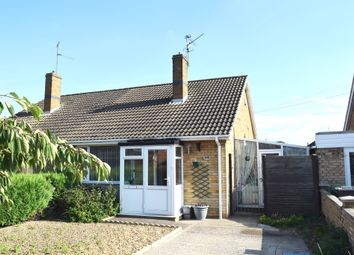 Thumbnail 2 bedroom semi-detached bungalow for sale in Woodhurst Road, Stanground, Peterborough
