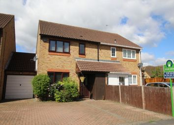 Thumbnail 3 bed semi-detached house for sale in Jutland Place, Egham