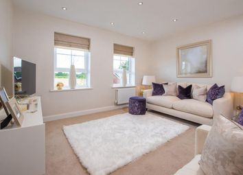 "Thumbnail 4 bed semi-detached house for sale in ""Hawley"" at Sutton Way, Whitby, Ellesmere Port"