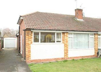 Thumbnail 2 bed semi-detached bungalow to rent in Clouston Road, Farnborough GU14, Farnborough,