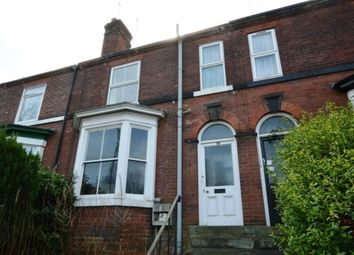 Thumbnail 3 bed terraced house to rent in Newbold Road, Chesterfield