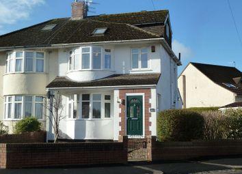 Thumbnail 3 bedroom property for sale in Fanshawe Road, Hengrove, Bristol