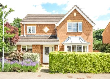 Thumbnail 4 bed detached house for sale in Marconi Way, St. Albans, Hertfordshire