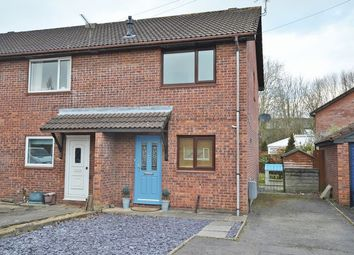 Thumbnail 2 bed terraced house for sale in Stylish Modern House, Park View Gardens, Newport