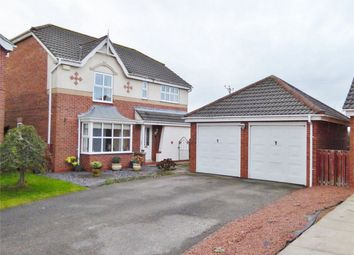 Thumbnail 5 bed detached house for sale in Ruffhams Close, Wheldrake, York