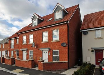 Thumbnail 3 bed semi-detached house for sale in Appledore Drive, Bridgwater