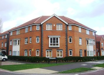 Thumbnail 2 bedroom flat to rent in Sir John Newsom Way, Welwyn Garden City