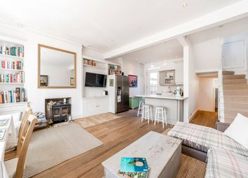 Thumbnail 3 bed flat for sale in Chamberlayne Road, London