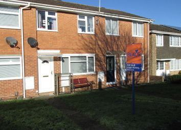Thumbnail 2 bed terraced house for sale in Cranbourne Park, Hedge End, Southampton