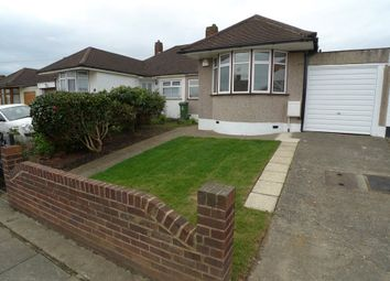 Thumbnail 2 bed semi-detached bungalow to rent in Harefield Road, Sidcup